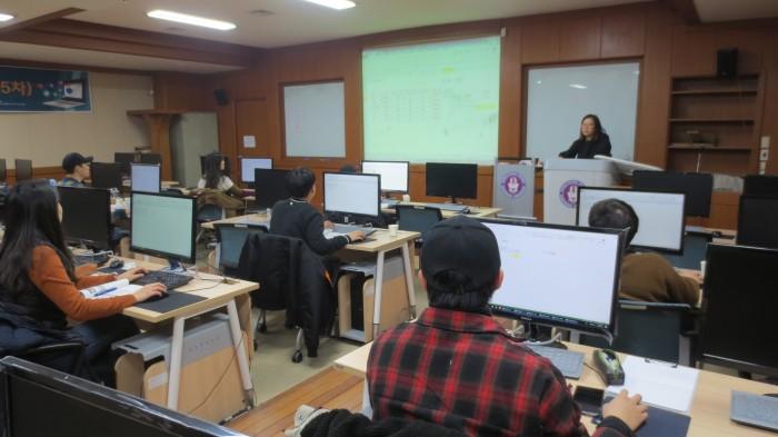 2018년 동계 ICDL 교육(1~5차)