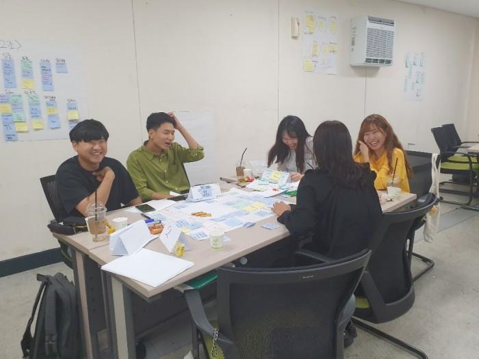 캡스톤디자인 사전교육 '액션러닝'(3,4분반)