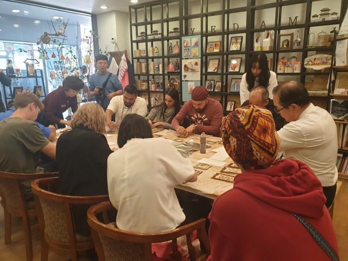유네스코 음식 창의도시 초청 쿠킹콘서트 지원사업