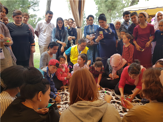 제 1회 우즈베키스탄 국제장인축제